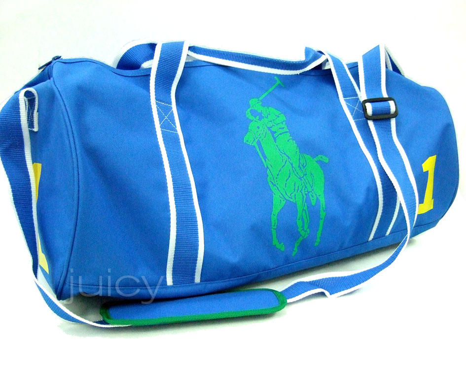 The Big Pony Collection Sports Bag 1 2 3 4